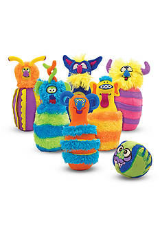 Melissa & Doug Monster Bowling Fun Game - Online Only