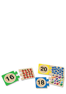 Melissa & Doug Wooden Number Cards