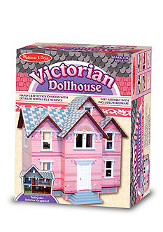 Melissa & Doug Victorian Dollhouse - Online Only