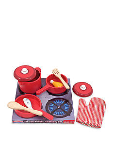 Melissa & Doug Kitchen Set - Online Only