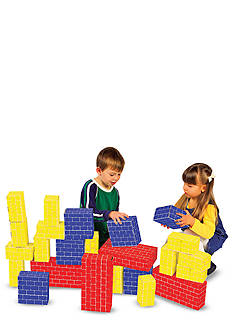 Melissa & Doug 24-Piece Jumbo Cardboard Blocks - Online Only