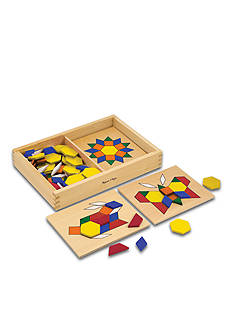 Melissa & Doug Pattern Block Boards - Online Only