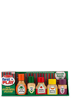 Melissa & Doug 10-piece Kitchen Condiment Set