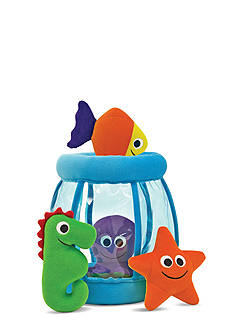 Melissa & Doug First Play Soft-Fill'nSpill- Fishbowl