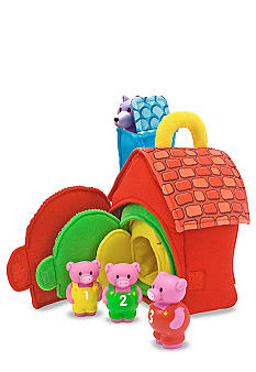 Melissa & Doug Three Little Pigs Storytelling Set