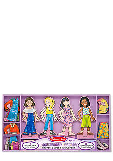 Melissa & Doug Best Friends Forever! Magnetic Dress-Up - Online Only