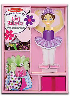 Melissa & Doug Nina Ballerina Dress-Up Play Set - Online Only