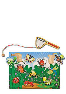 Melissa & Doug Bug-Catching Magnetic Puzzle Game - Online Only