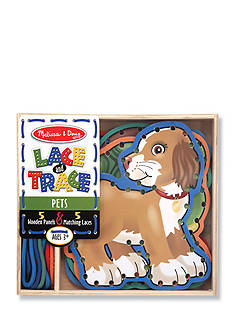 Melissa & Doug Lace N Trace Pets - Online Only