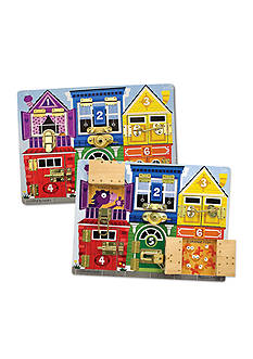 Melissa & Doug Latches Board - Online Only