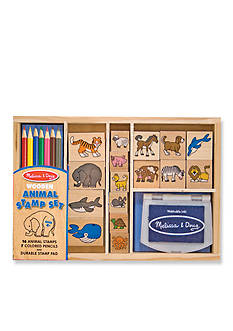 Melissa & Doug Animal Stamp Set - Online Only
