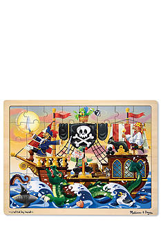 Melissa & Doug Pirate Adventure Jigsaw Puzzle - Online Only