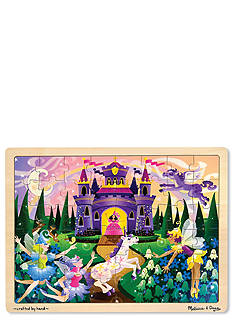 Melissa & Doug Fairy Fantasy Jigsaw Puzzle - Online Only