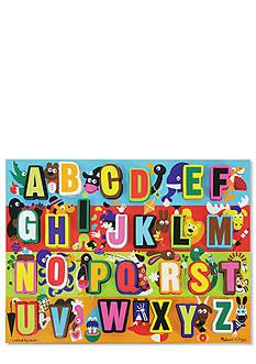 Melissa & Doug Jumbo ABC Chunky Puzzle - Online Only