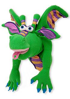 Melissa & Doug Smoulder the Dragon Puppet - Online Only
