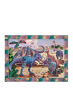 Melissa & Doug Dinosaur Sticker By Numbers