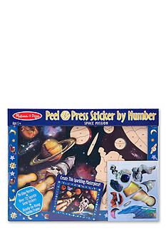 Melissa & Doug Space Mission Peel 'n Press