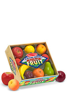 Melissa & Doug Play-Time Produce Fruit - Online Only