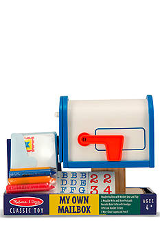 Melissa & Doug My Own Mailbox Set - Online Only
