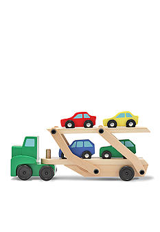 Melissa & Doug Car Carrier - Online Only