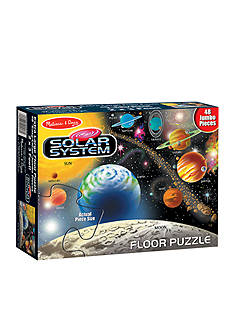 Melissa & Doug Solar System 48-Piece Floor Puzzle - Online Only