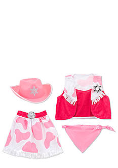 Melissa & Doug Cowgirl Role Play Set