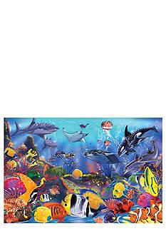 Melissa & Doug Underwater 48-Piece Floor Puzzle - Online Only