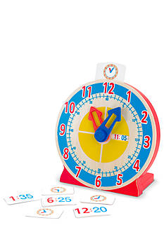 Melissa & Doug Turn & Tell Clock - Online Only