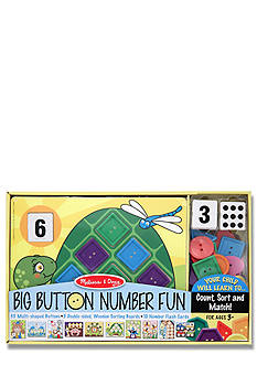 Melissa & Doug Big Button Number Fun - Online Only