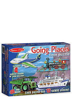 Melissa & Doug Going Places 48-Piece Floor Puzzle - Online Only
