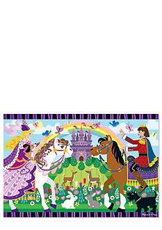 Melissa & Doug Fairy Tale Friendship Floor Puzzle 24-Pieces - Online Only