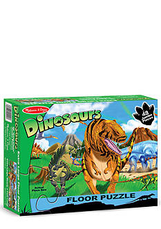 Melissa & Doug Land of Dinosaurs 48-Piece Puzzle - Online Only