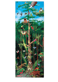 Melissa & Doug Rain Forest 100-Piece Floor Puzzle - Online Only