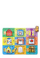 Melissa & Doug® Magnetic Hide-And-Seek Board