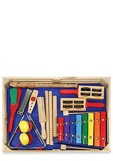 Melissa & Doug Deluxe M&D Band Set - Online Only