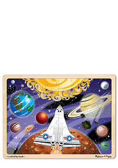 Melissa & Doug Space Voyage 48-Piece Jigsaw Puzzle - Online Only