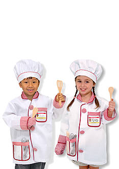 Melissa & Doug Chef Role Play Costume Set - Online Only