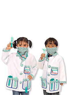 Melissa & Doug Doctor Role Play Costume Set - Online Only