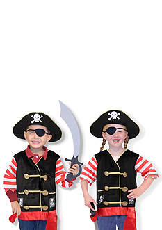 Melissa & Doug Pirate Role Play Costume Set - Online Only