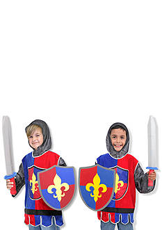 Melissa & Doug Knight Role Play Costume Set - Online Only