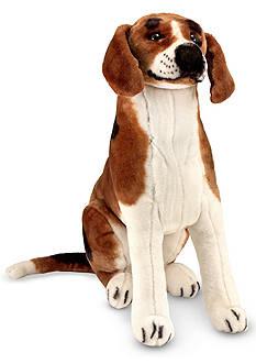 Melissa & Doug Beagle Plush Toy - Online Only