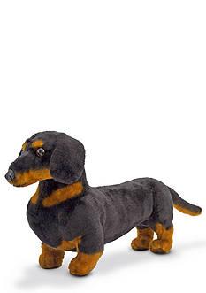 Melissa & Doug Dachshund Plush Toy - Online Only