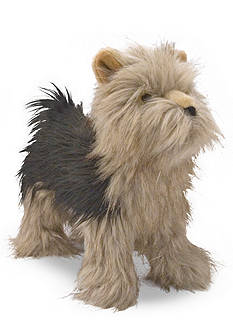 Melissa & Doug Yorkshire Terrier Plush Toy - Online Only