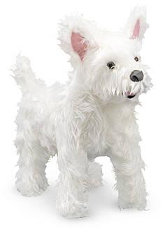 Melissa & Doug Plush West Highland Terrier