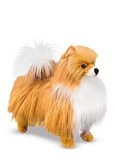Melissa & Doug Plush Pomeranian