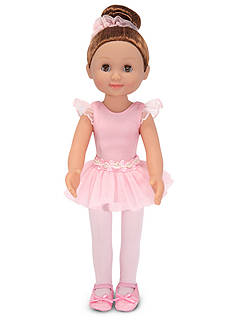 Melissa & Doug Victoria 14-in. Ballerina Doll - Online Only