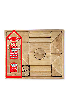 Melissa & Doug Standard Unit Blocks - Online Only