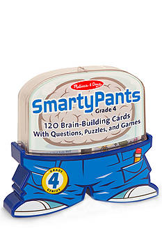 Melissa & Doug Smarty Pants - 4th Grade Card Set - Online Only