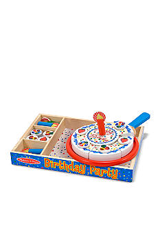 Melissa & Doug® Birthday Party Cake - Online Only
