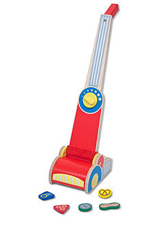 Melissa & Doug Let's Play House Vacuum Cleaner